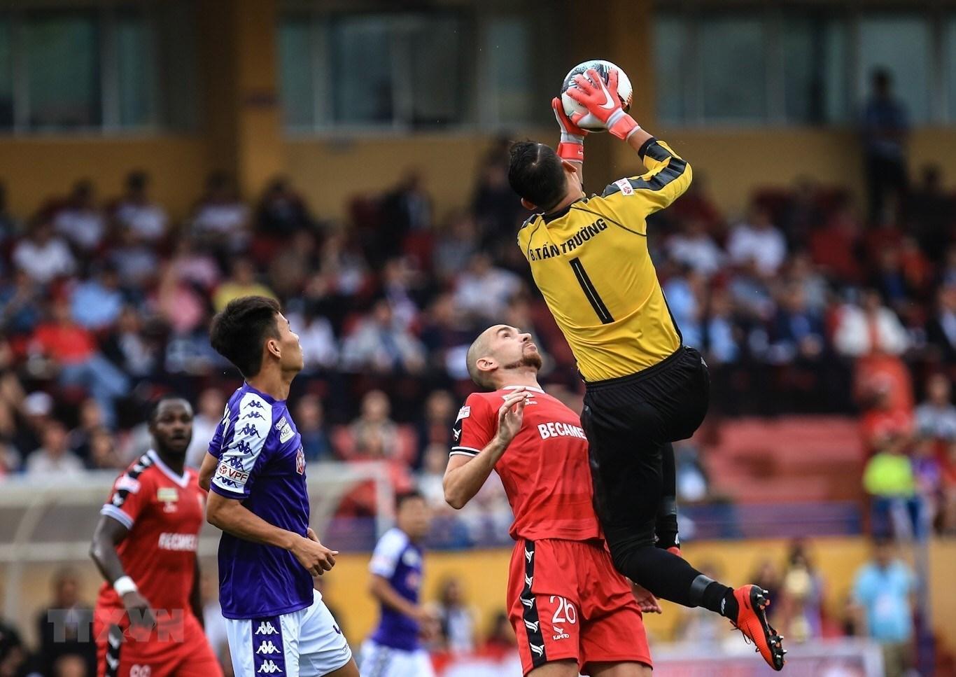 Kịch tính và hấp dẫn trận Siêu Cup quốc gia đầu Xuân Kỷ Hợi