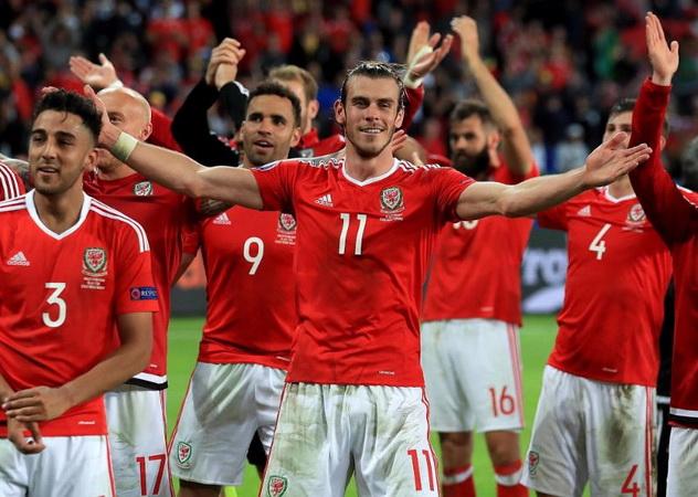 Kết quả hình ảnh cho bóng đá nước Xứ Wales