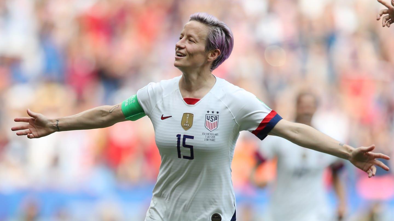 Đội tuyển Mỹ lập nhiều kỷ lục tại World Cup bóng đá nữ 2019