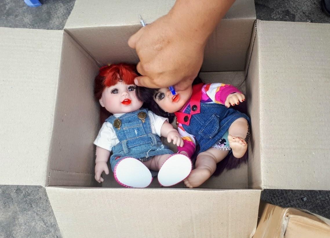 Cần Thơ: Công an tạm giữ 71 con búp bê nghi là Kumanthong | Pháp luật