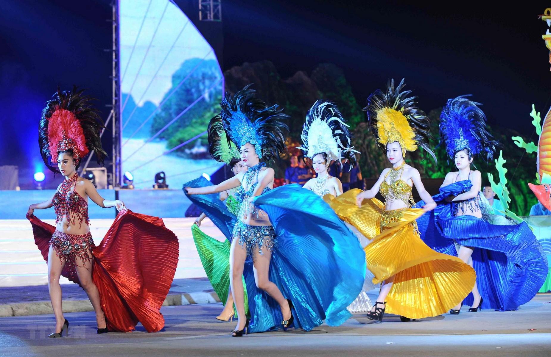 Carnaval Hạ Long 2016 sẽ không còn là lễ hội đường phố | Văn hóa | Vietnam+  (VietnamPlus)