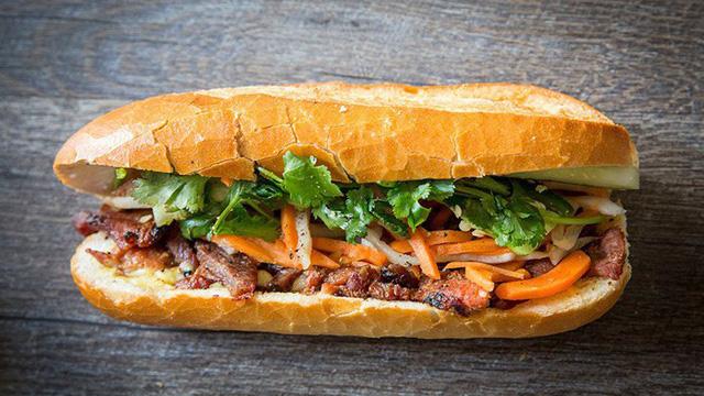 Bánh mì kẹp – món ăn bình dân của Việt Nam khiến thế giới 'phát cuồng' | Ẩm  thực | Vietnam+ (VietnamPlus)
