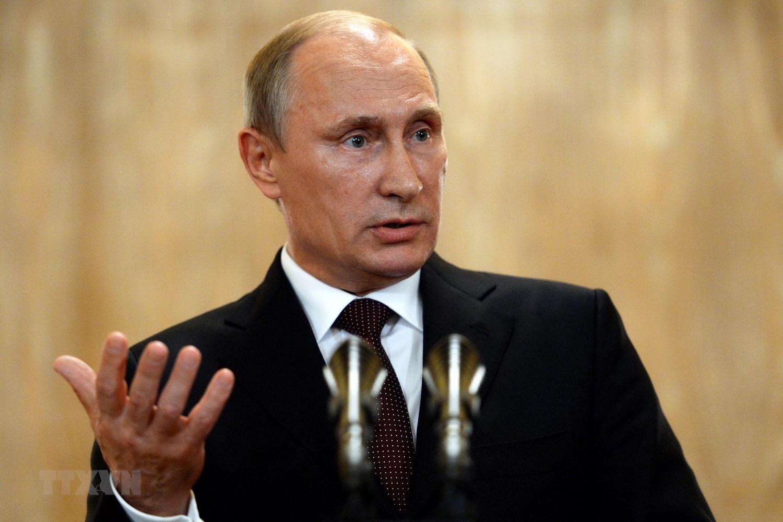Ong Putin lai dan dau danh sach nhan vat co anh huong nhat the gioi hinh
