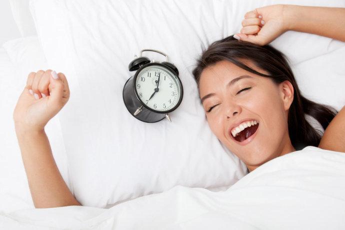Kết quả hình ảnh cho ngủ sơm và đủ giấc