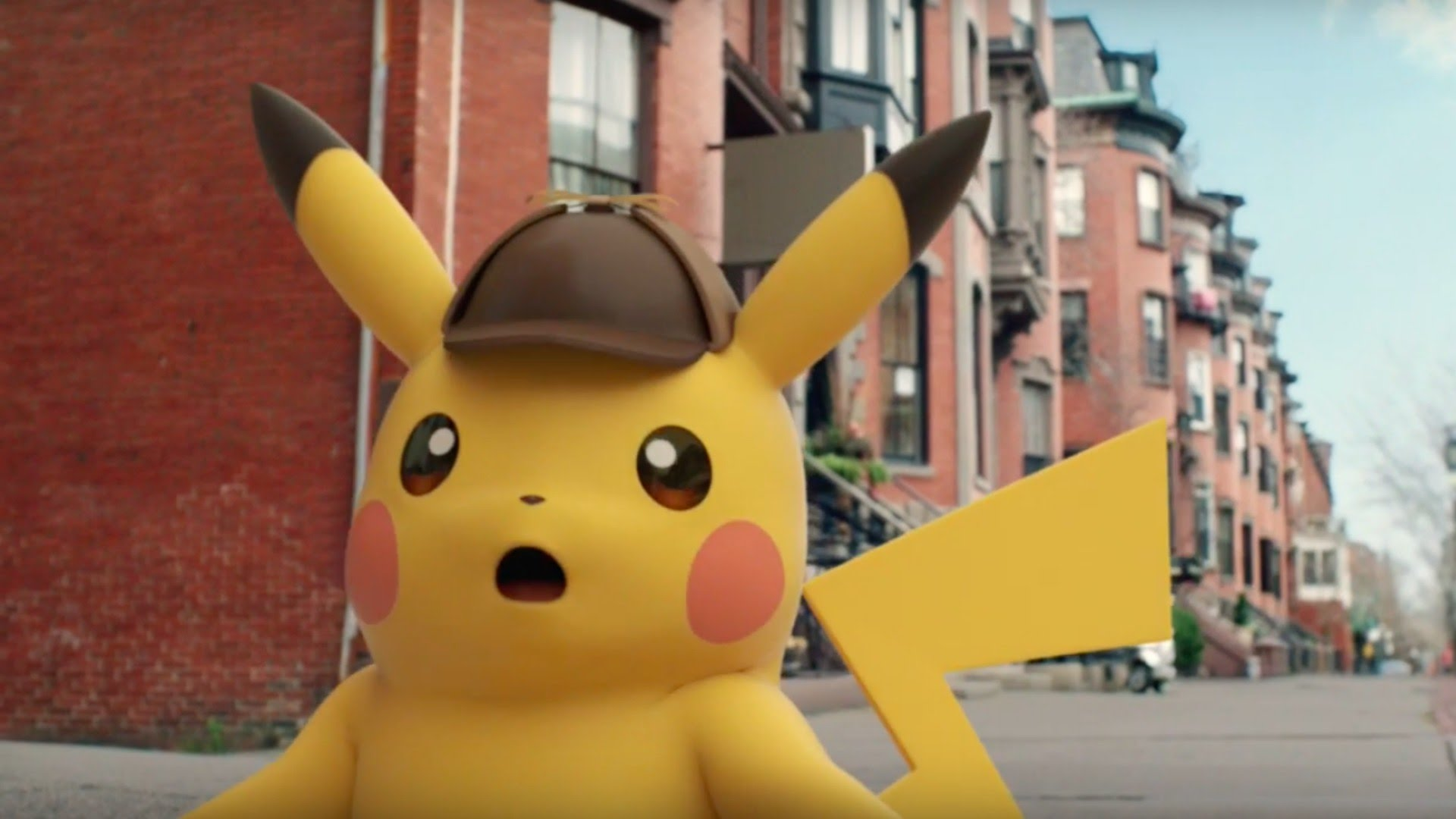 Chuan bi co phim ve Pikachu phien ban nguoi that dong hinh anh 1