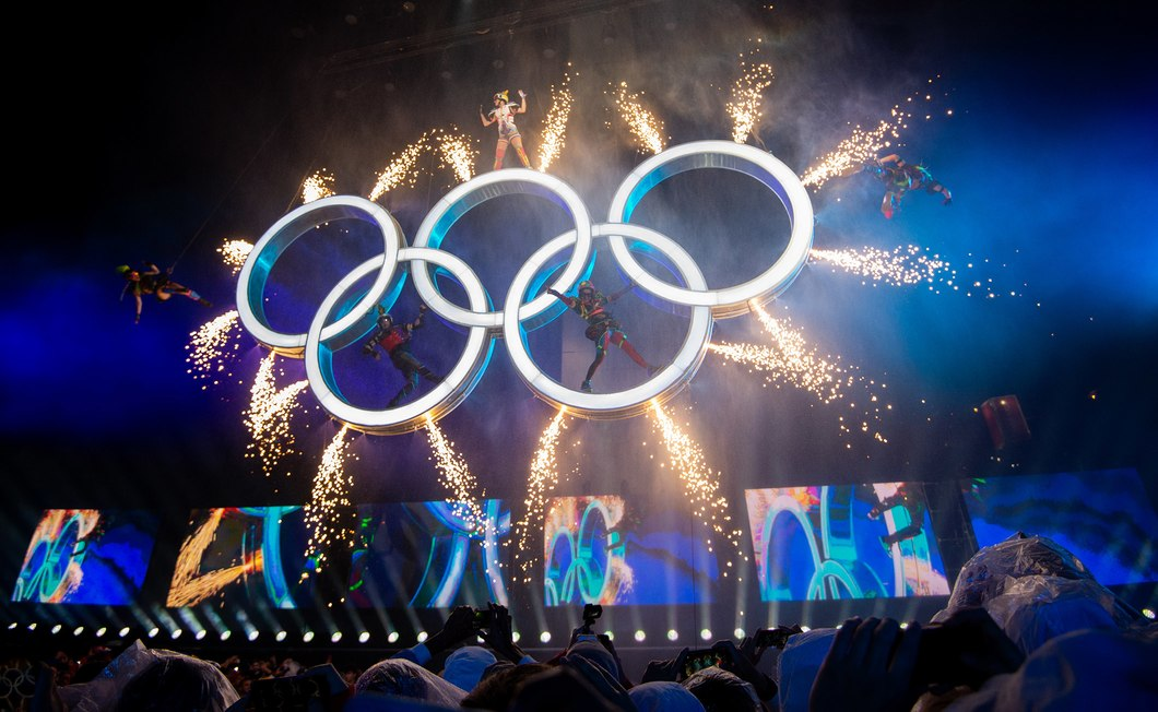 Index of references to Olympics in Global Information Space with daily updates