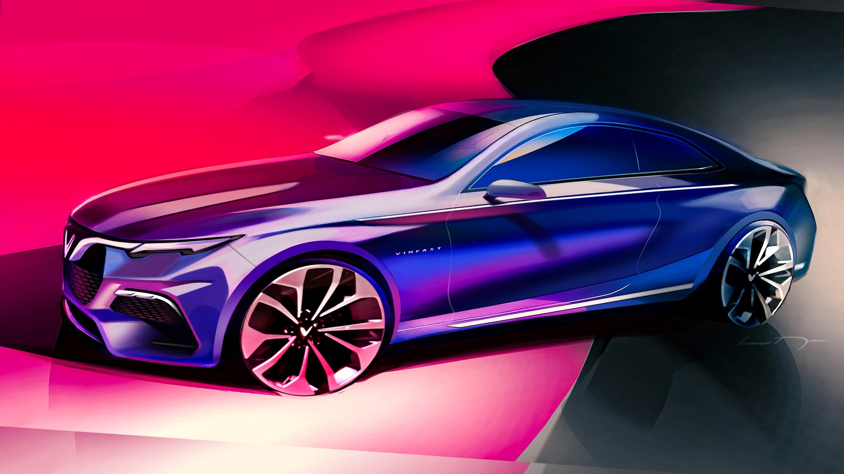 Hé lộ 7 mẫu xe ôtô VinFast sẽ 'xuất xưởng' trong năm 2020 | Ôtô-Xe máy |  Vietnam+ (VietnamPlus)