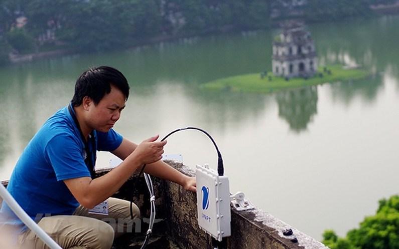 Hà Nội - Sắp có thêm 9 điểm phát wifi miễn phí