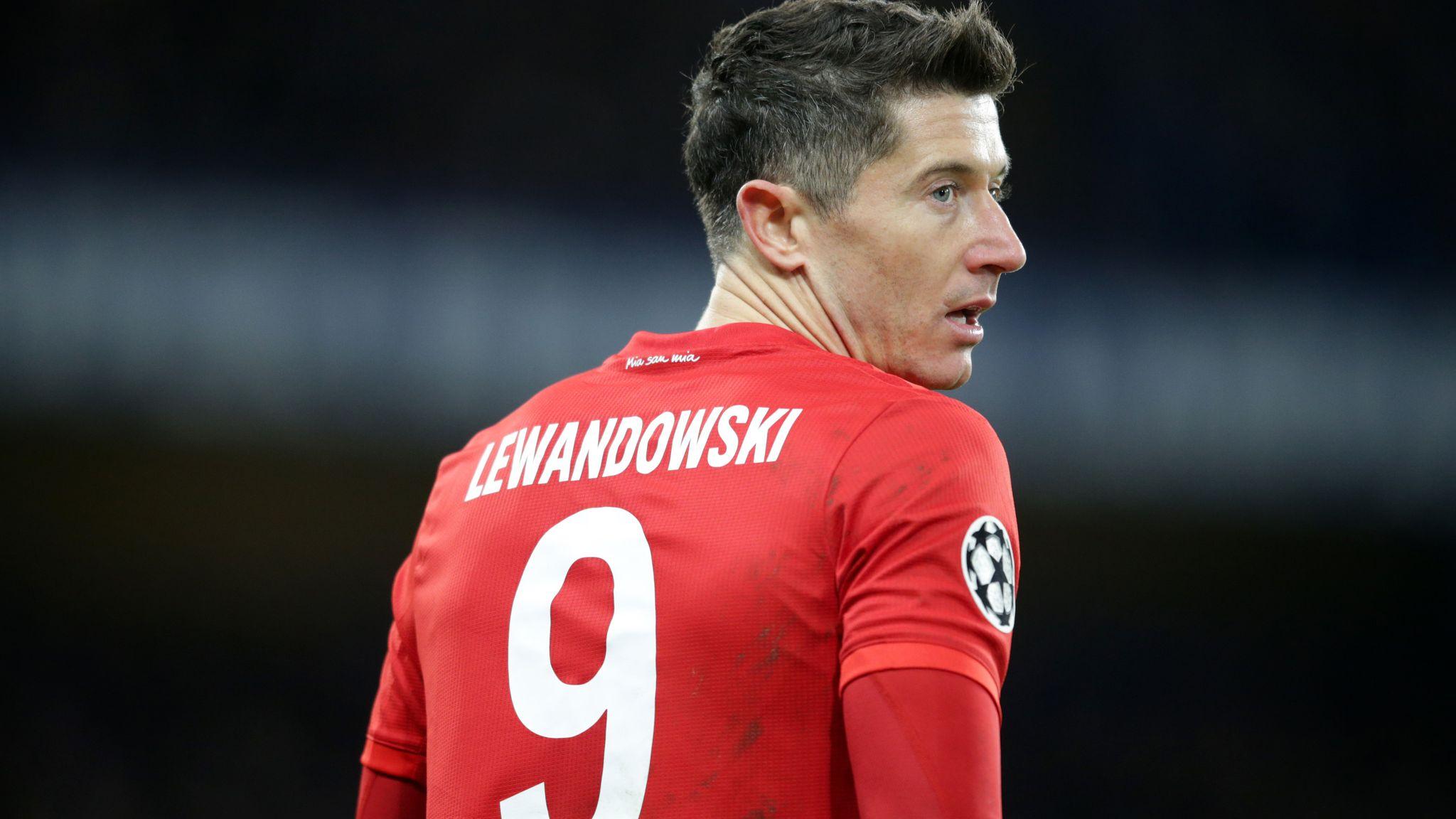 Bayern Munich sẽ 'mất' siêu tiền đạo Robert Lewandowski trong 4 tuần | Bóng  đá | Vietnam+ (VietnamPlus)
